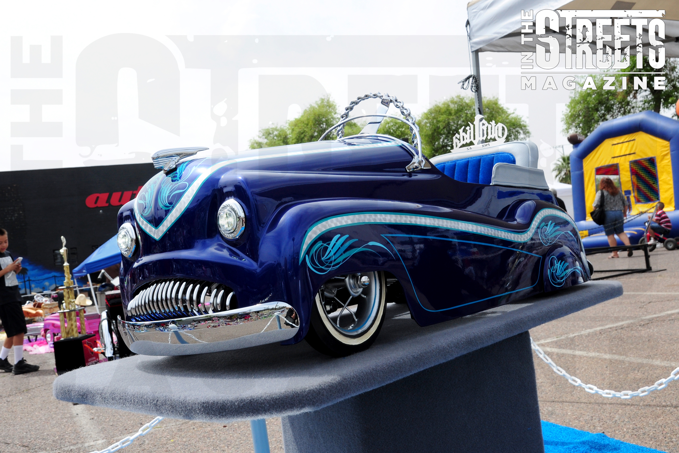 Little Lowrider Show « In The Streets Magazine