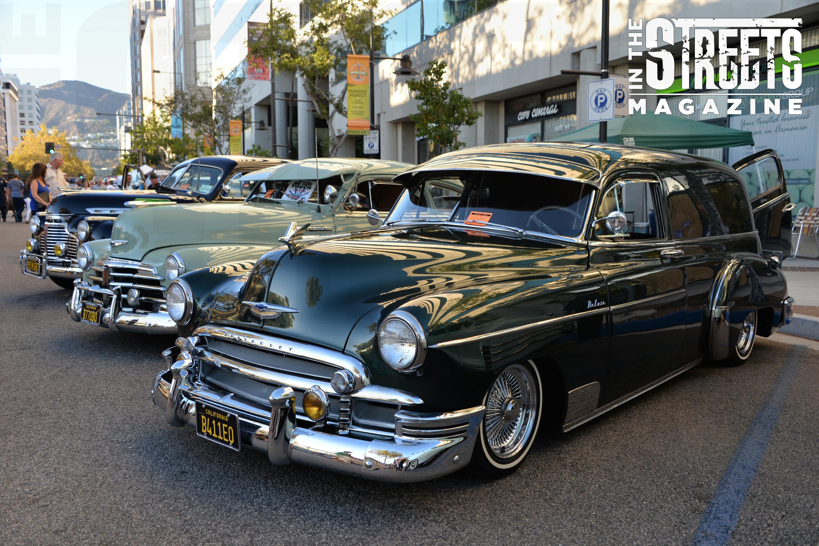 Glendale Classic Car Show