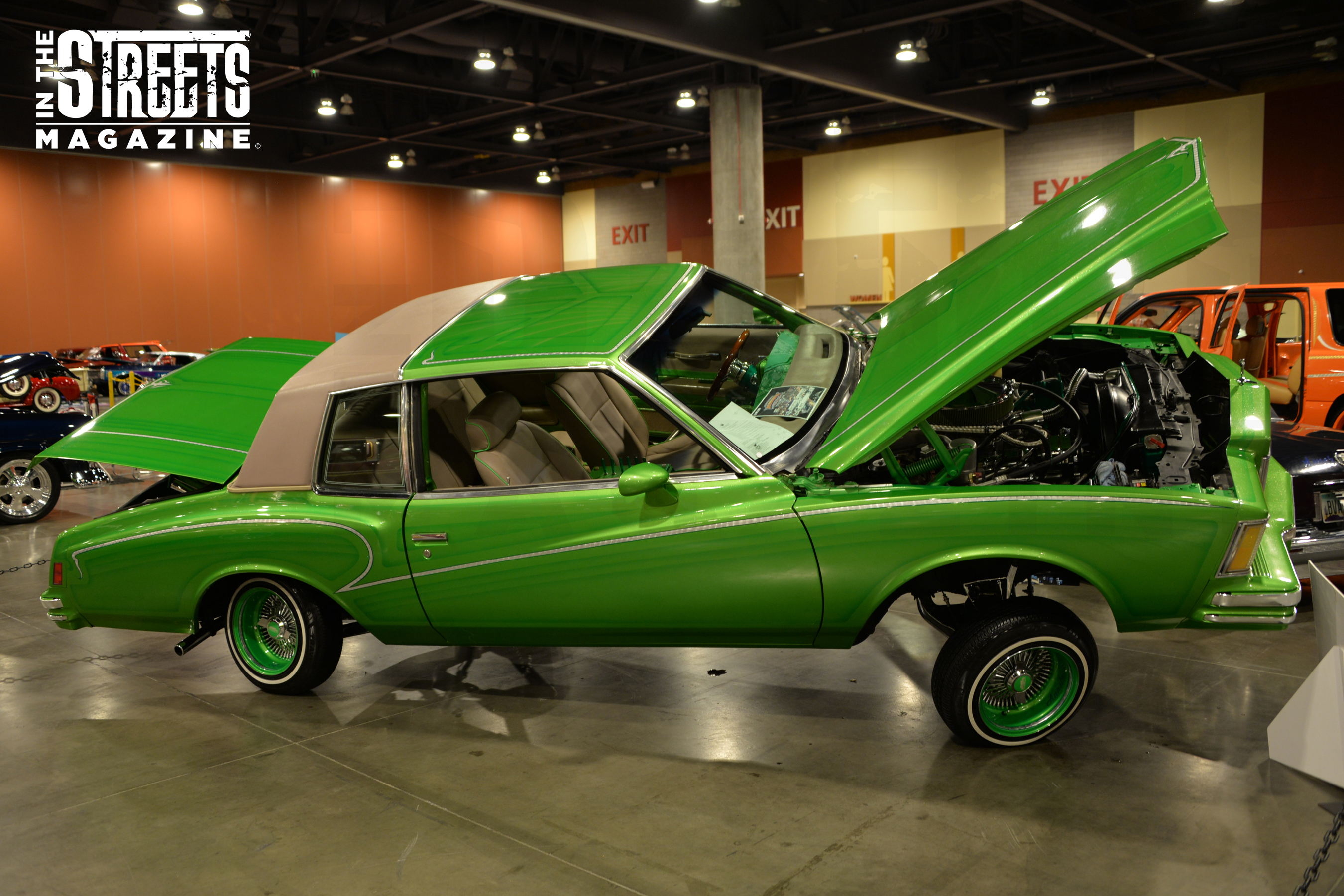 Super Indoor Custom Car Show Phoenix