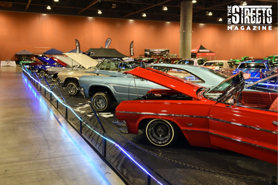 Super Indoor Custom Car Show Concert In The Streets Magazine - Indoor car show
