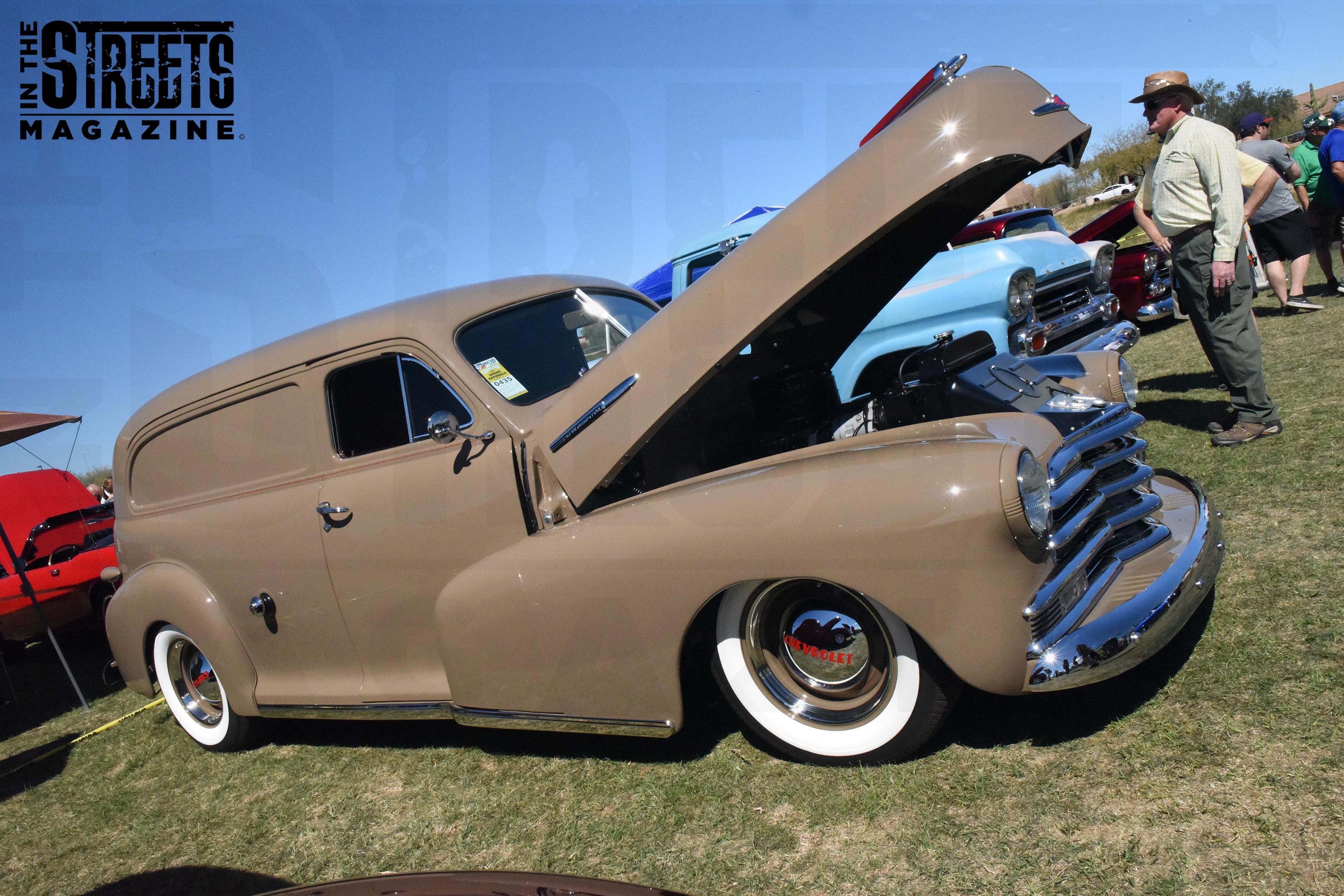 Good Guys Car Show  Arizona