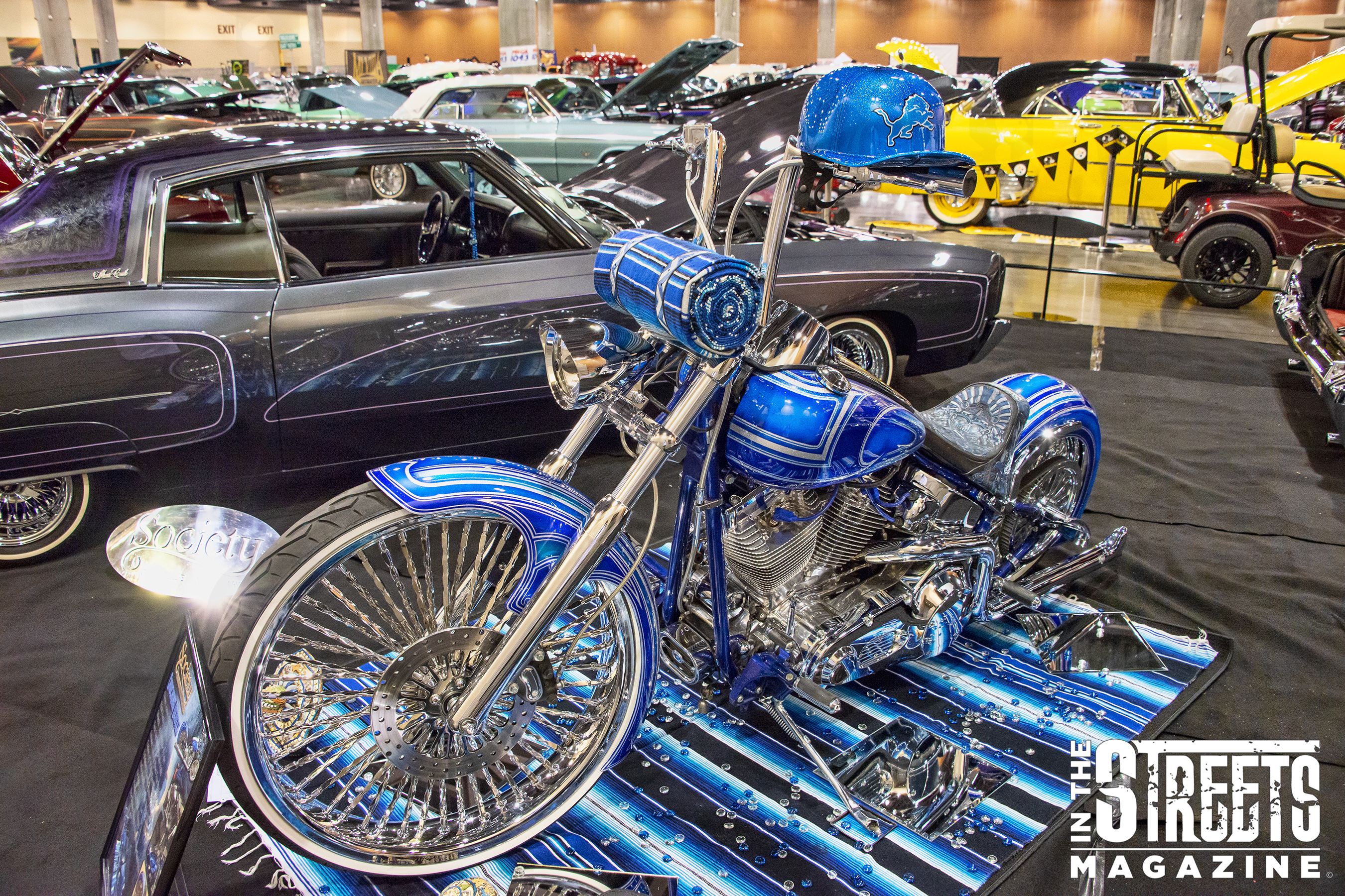 2018 Arizona Indoor Custom Car Show « In The Streets Magazine