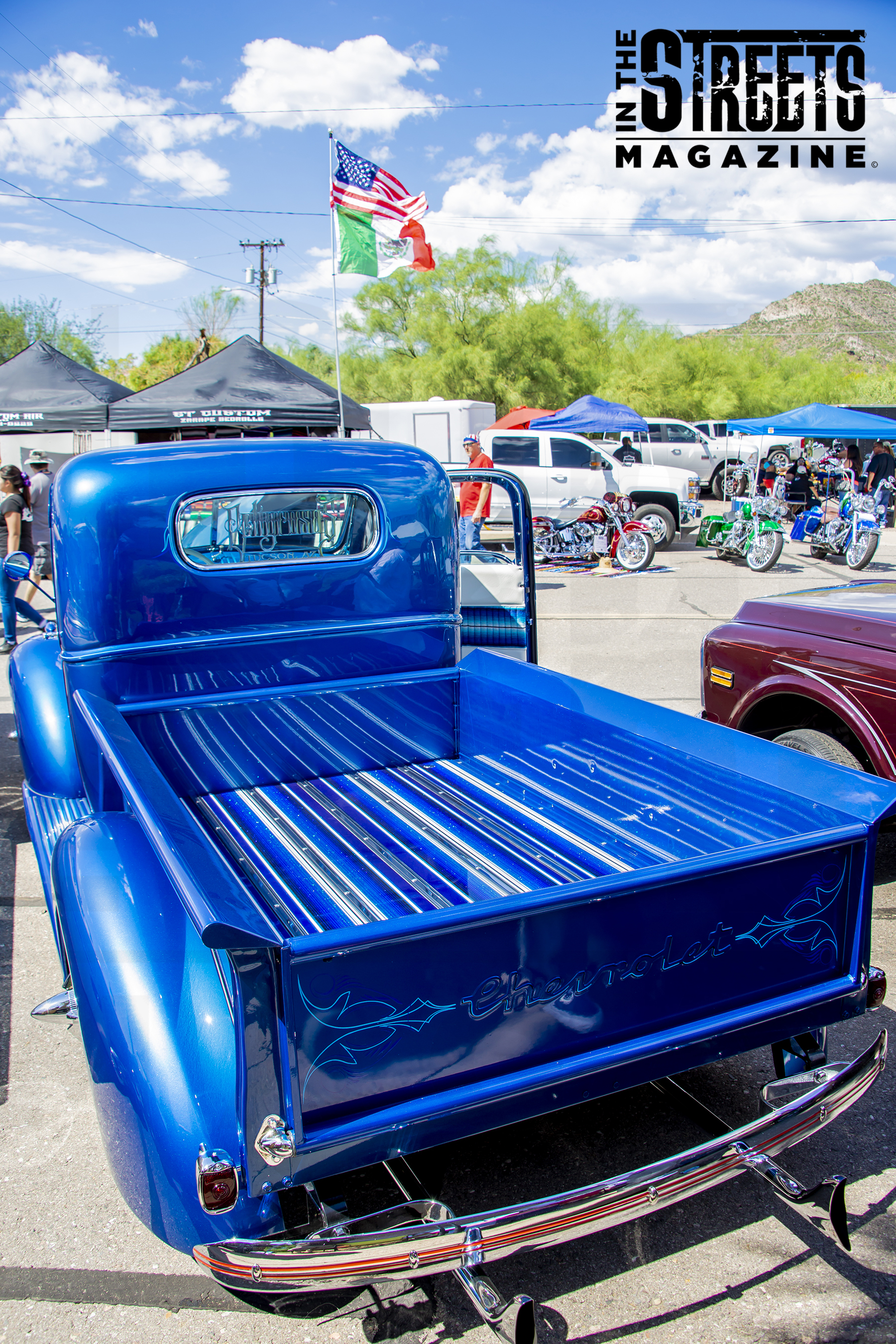 Superior Car Show In The Streets Magazine - Tucson classic car show 2018